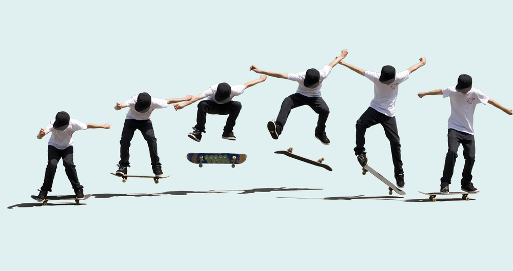 How to heelflip skateboard easily heel flip learn
