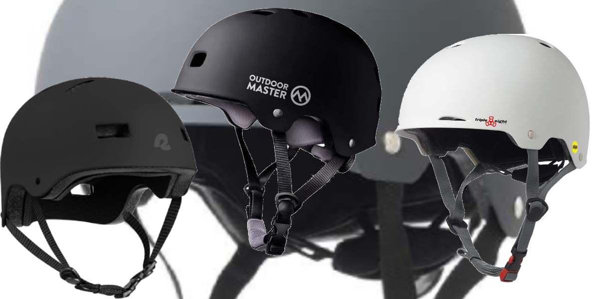 Top 5 Skateboard Helmets